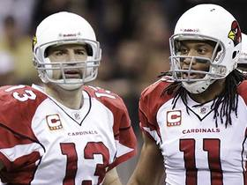 Warner weighs in on what it'll take for Fitzgerald to return to Cardinals in 2018