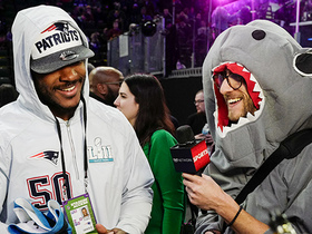 Patriots' wackiest answers from Super Bowl LII Opening Night