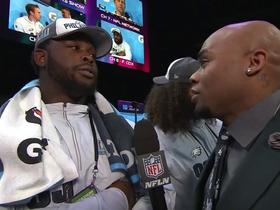 Timmy Jernigan: My biggest thing is treating this like another week