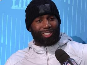 Malcolm Jenkins explains why many Eagles have felt like underdogs their 'entire lives'