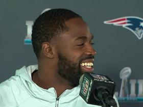 Torrey Smith on catch rule: Come up with the ball in your hands
