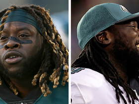 How Ajayi's friendship with Blount helped locker room embrace him after trade