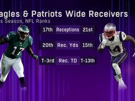 Steve Smith explains why Eagles WR core has the edge in Super Bowl LII