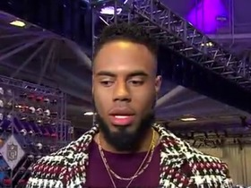 Rashad Jennings: Fletcher Cox is a strong, dominant player