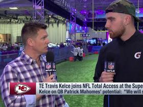 Kelce says he hasn't watched film of Chiefs' playoff loss to Titans