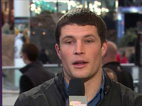 Kuechly says key to Panthers getting back to Super Bowl is forcing turnovers