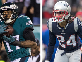 Melvin Ingram: Between the lines Alshon Jeffery and Stephon Gilmore don't know each other