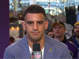 Marcus Mariota: I was caught up in the emotions when I stiff-armed Barry Church