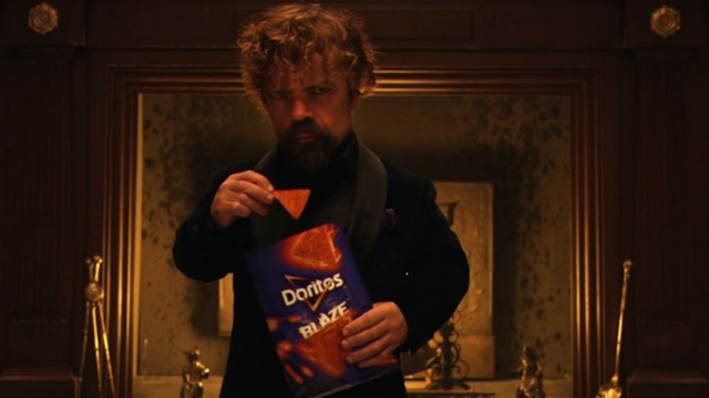 Doritos & Mountain Dew: Peter Dinklage and Morgan Freeman battle