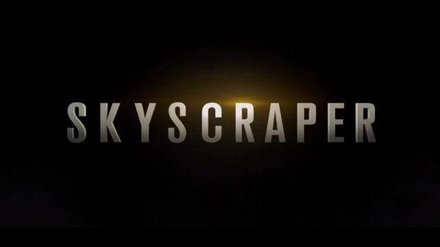 Watch the first 'Skyscraper' trailer, featuring Dwayne Johnson