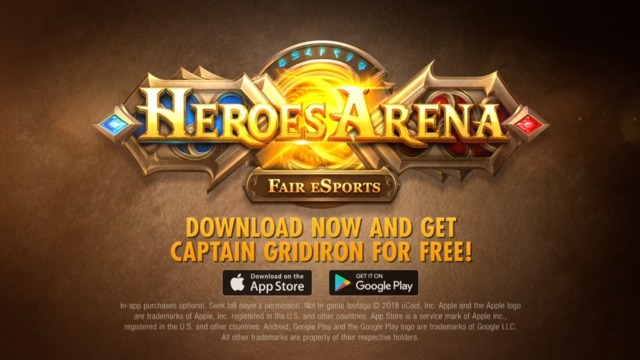 Ucool - Heroes Arena: Play for free