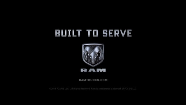 Ram: 'Built to serve'