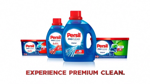 Persil: 'Game Time Stain'