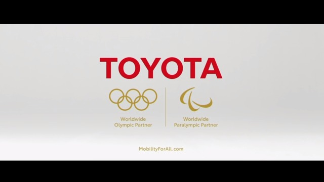 Toyota: 'Mobility for all'