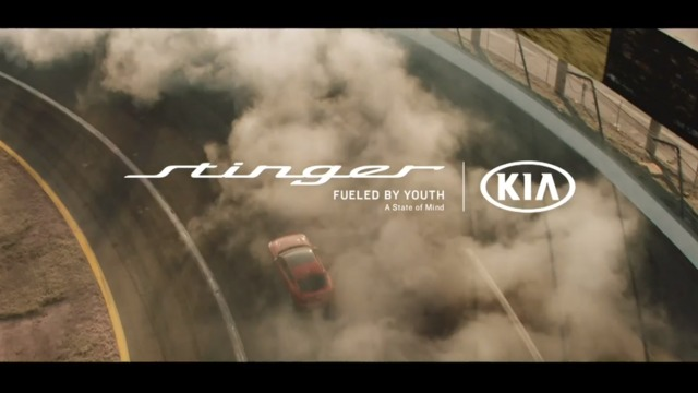 Kia Stinger: 'Feel Something'