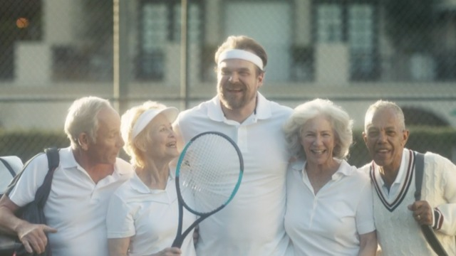 David Harbour stars in 'It's yet another Tide ad again'