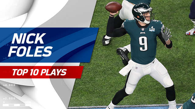 3018c940a61 Nick Foles completes fairy-tale run with title, Super Bowl MVP - NFL.com