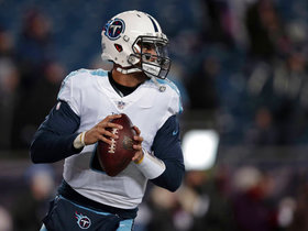 Burleson: Titans must open up playbook to allow Mariota to shine