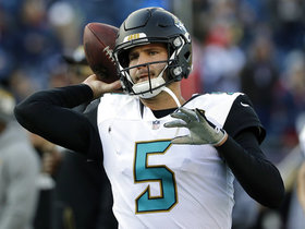 Burleson: Blake Bortles will be the next Nick Foles