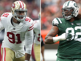 Which young defensive lineman should have their fifth-year options picked up?