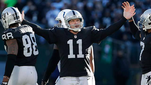 Sebastian Janikowski won t return to Raiders in 2018 - NFL.com 04a424873