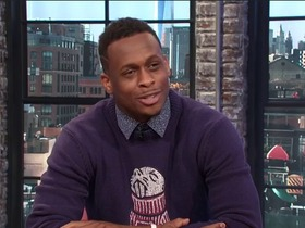 Geno Smith joins GMFB to talk Eli Manning, the 2017 season