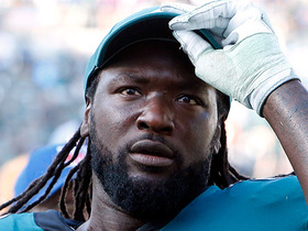 LeGarrette Blount on contract talks with the Eagles: 'It's early, so we'll see'