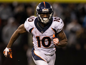 Rapoport: Broncos don't want to trade Emmanuel Sanders