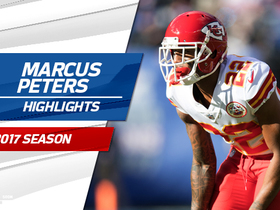 Marcus Peters highlights | 2017 season