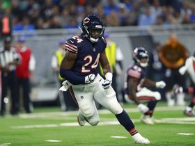 Jordan Howard on Bears' free agency plan: We need wide receivers and we have a lot of money