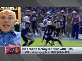 Will LeSean McCoy be worth the cap hit for Bills to bring back?
