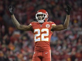 Nate Burleson: Marcus Peters could lead the league in interceptions with the Rams next season
