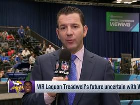 Rapoport: Treadwell has 'murky status' with Vikings, no guarantee he returns in 2018