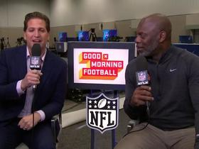 Anthony Lynn on NFL Draft: 'We will take what's best available'
