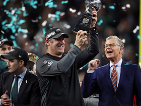 Silver: 2018 Eagles look 'so much better' on paper than 2017 SB squad