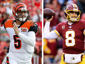 Pelissero: McCarron should get chance to start with team that misses out on Cousins