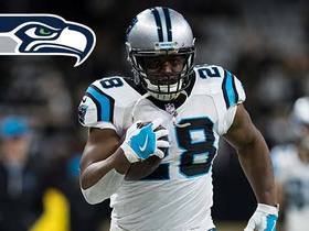 Garafolo: Seahawks meet with Jonathan Stewart today in hopes of re-building their backfield