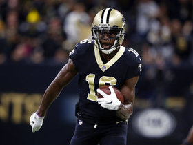 Brandon Coleman: I want to stay with Saints but it's out of my control