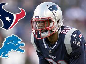 Garafolo: Texans, Lions are favorites to land Malcolm Butler in free agency
