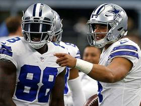 Does Dak Prescott need Dez Bryant?