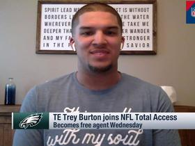 Trey Burton hints Lions, Rams, Vikings have reached out to him in free agency