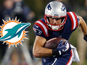 Dolphins expected to sign former Patriots WR Danny Amendola