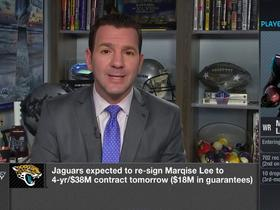 Ian Rapoport explains why Jaguars gave Marqise Lee a $38M contract