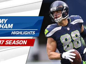 Jimmy Graham highlights | 2017 season