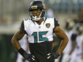 Nate Burleson: Allen Robinson is more important signing than Sammy Watkins