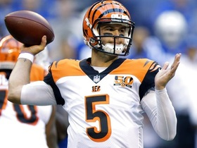 Ian Rapoport: AJ McCarron still waiting for right opportunity