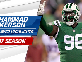Muhammad Wilkerson highlights | 2017 season