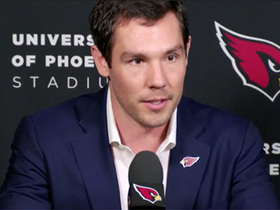 Sam Bradford explains why he chose to join the Cardinals
