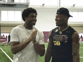 Derwin James on friendship with Jalen Ramsey: He took me under his wing