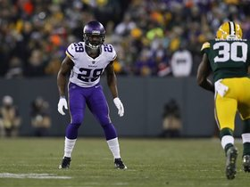 Xavier Rhodes: There is no rivalry with Aaron Rodgers